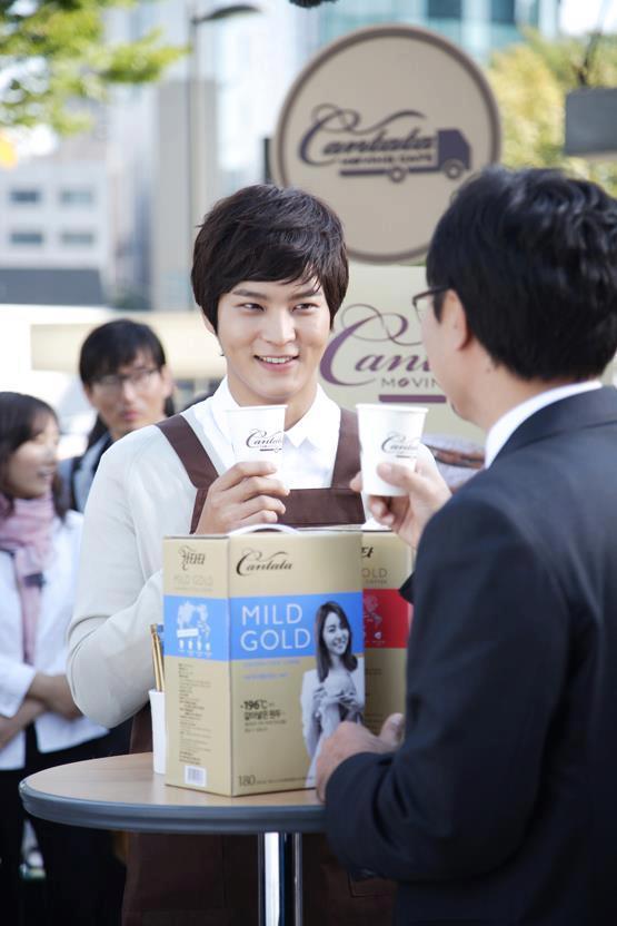 Cantata coffee joo won dating